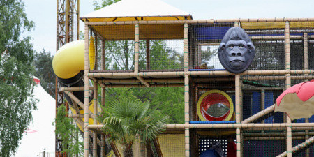 Kids-Dschungel-Palast