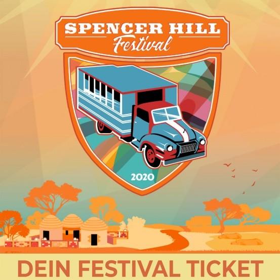 Spencerhill Festival Kinderticket