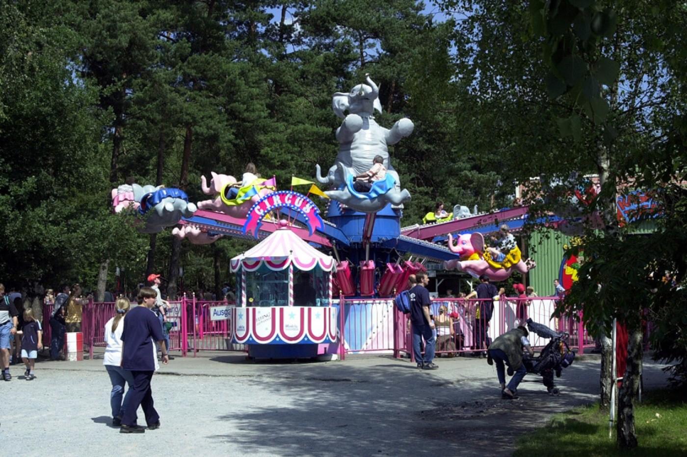 Flying-Elefant