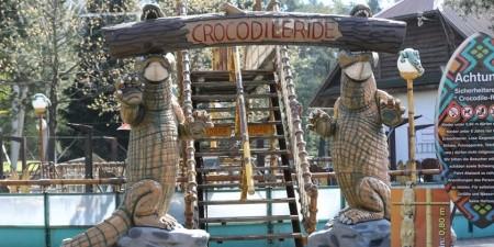 Crocodile-Ride