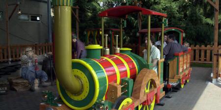 Safari-Traum-Express
