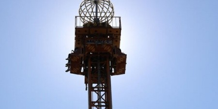 Giraffe-Tower