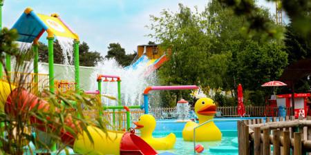 Wasser-Spielplatz